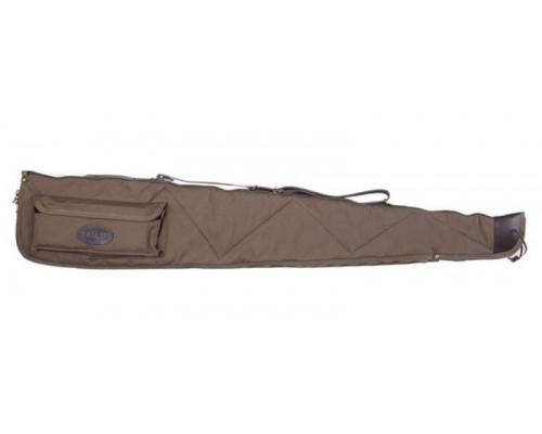 Чехол Allen мягкий, дина 132см. внешний карман, материал - хлопок, цвет Brown, DISC