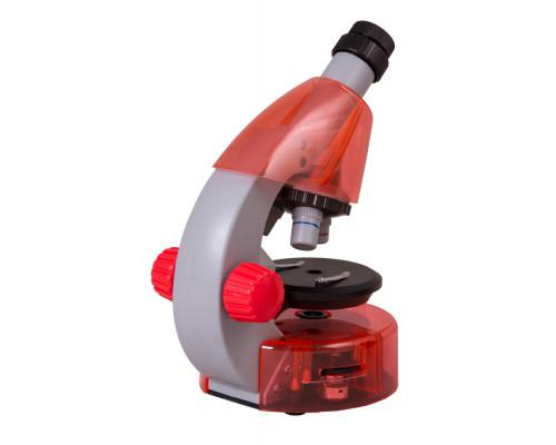 Микроскоп Levenhuk LabZZ M101 (Апельсин)