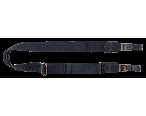 Ремень для ружья из полиамидной ленты ПФ Вектор Р-5 (цвет черный)