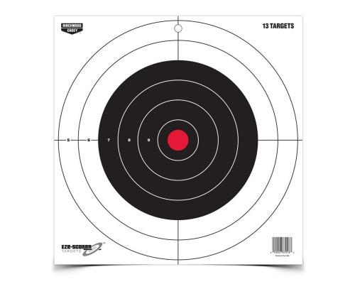 Мишень бумажная Birchwood Bull's-eye Paper Target 300мм (37013)