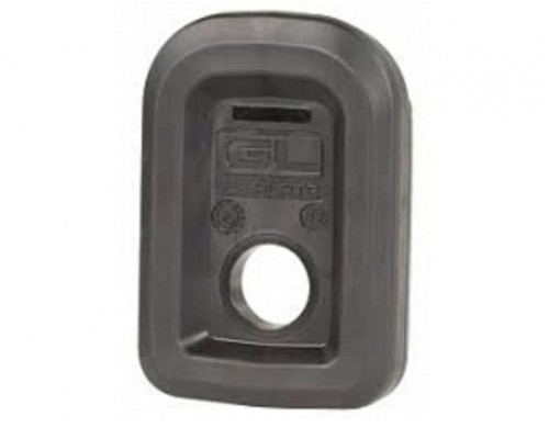 Пятка Magpul на магазины Magpul для Glock 17/19 GLL-Plate™-PMAG®GL9,3Pack-Black (арт.MAG567-BLK)