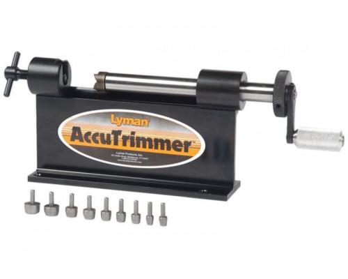 Триммер для гильз Lyman AccuTrimmer с 9 направляющими