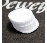 """Патчи круглые Dewey 2-3/4"""" 250 шт./уп. для .38-.45 cal & .410-20 Gauge., BP-351"""
