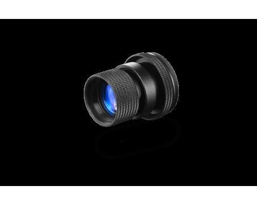 Ночной объектив 26 ммF/1.2 (1х) для D-370 и DVS-8 для ЭОП фирмы Photonis и пок. III c толщиной стекла катода 5.6 мм D262
