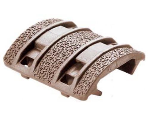 Защитная накладка на цевье Magpul® XTM® Enhanced Rail Panels 1913 Picatinny MAG510 (FDE)