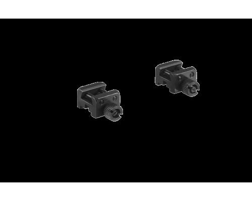 """Передняя и задняя опоры для шины шириной около 11 мм (Anschutz KK, """"Лось"""" и др.) для SP F11"""