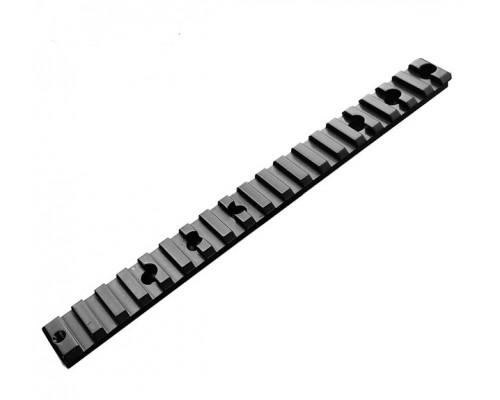 Планка Weaver Contessa на Sako TRG 42/22 (сталь) наклон 30MOA PH01/30