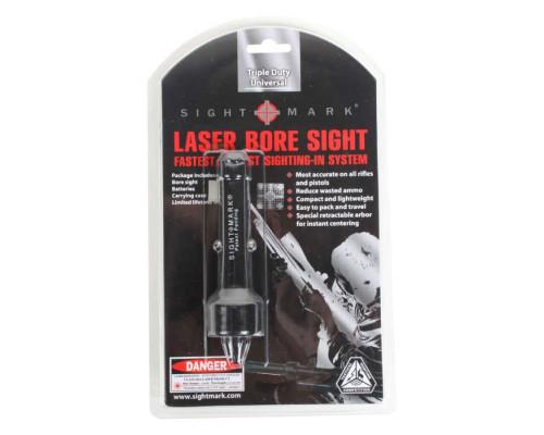 Универсальная лазерная пристрелка Sightmark Red Triple Duty (SM39014)