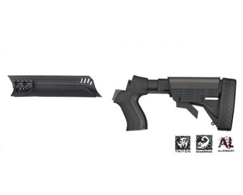 Приклад регулируемый и цевьё ATI Remington Talon Tactical Shotgun Ultimate Professional Package