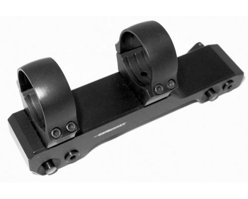 Быстросъемное единое основание Innomount на CZ 550/557, кольца 34 мм, BH=19 мм