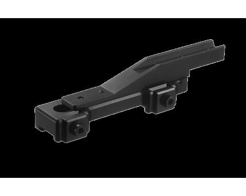 Крепление Picatinny с адаптером для ночных прицелов D-450, -460, -490 WP02+P480(zz)