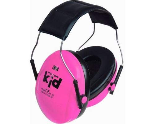 Наушники Peltor Kid Pink 37074.001