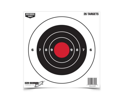 Мишень бумажная Birchwood Bull's-eye Paper Target 200мм