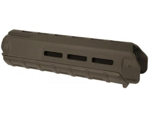 Цевье Magpul® MOE® M-LOK® Hand Guard, Mid-Length для AR15/M4 MAG426 (ODG)