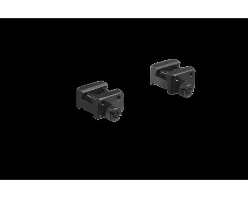 Передняя и задняя опоры для шины шириной около 19 мм (Brno, CZ 550 и др.) для SP F19