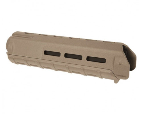 Цевье Magpul® MOE® M-LOK® Hand Guard, Rifle-Length на AR15/M4 MAG427 (FDE)