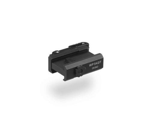 Крепление Picatinny с фиксатором для ночной насадки D-552 WP542F(H34)