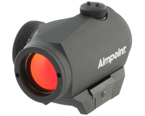Коллиматорный прицел Aimpoint Micro H-1 2 MOA без кронштейна (200026)