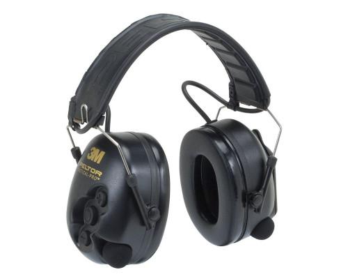 Активные наушники Peltor Pro Tactical II, black 37085001