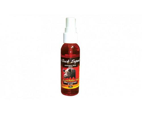 Приманки Buck Expert для кабана - искусственный ароматизатор выделений САМКИ (спрей) 60 мл.