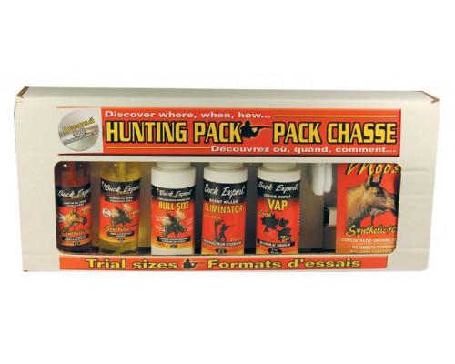 Охотничий набор Buck Expert (лось) приманки и нейтрализаторы с DVD