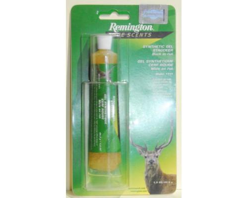 Приманка Remington для оленя - искуственный ароматизатор выделений самца, гель, 42,5гр