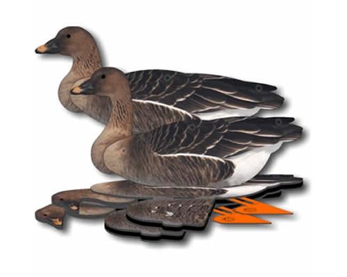 Комплект чучел гусей NRA FUD Bean Goose (Гуменник)