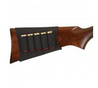 Патронташ на приклад Allen на пять гладкоствольных патронов