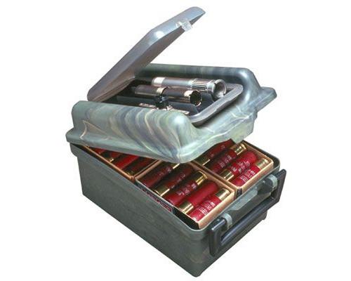 Кейс для гладкоствольных патронов и дульных насадок SW-100-09