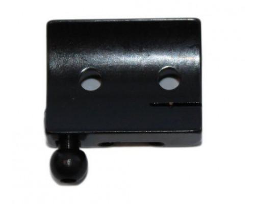 Задняя база поворотного кронштейна Apel-EAW на Benelli Argo, BH=7 мм (0/35273)