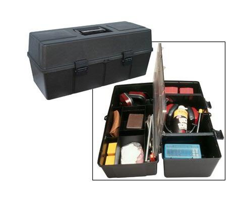 Пластиковый ящик для стрелковых аксессуаров A-760-40 Shooting Accessory Box