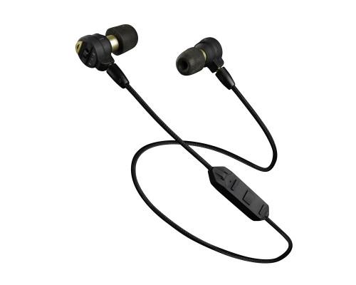 Активные беруши PRO EARS Stealth Bluetooth Elite (черные)
