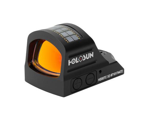 Коллиматор Holosun HS507C X2, компактный, без кронштейна