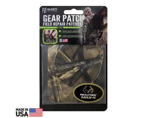 Заплатка камуфляжная McNett MT Gear Patch (AP) 10635
