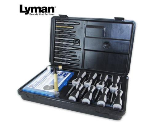 Полный набор профессиональных интсрументов оружейника Lyman Ultimate Gunsmith Tool Kit