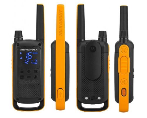 Любительская рация Motorola T82 EXTREME RSM