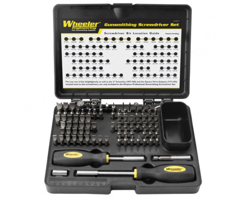 Набор инструментов Wheeler Engineering Deluxe 89 предметов
