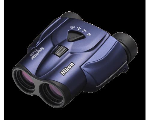 Бинокль Nikon SPORTSTAR ZOOM 8-24x25 blue