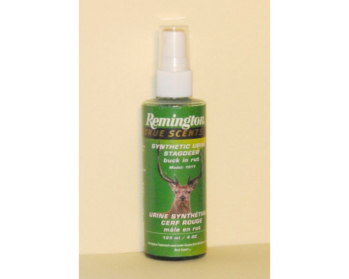 Приманка Remington для оленя - искуственный ароматизатор выделений самца, спрей, 125ml
