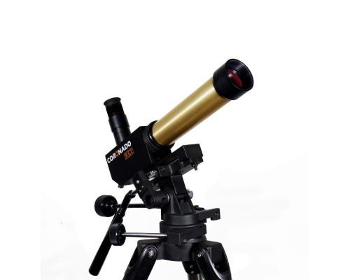 Портативный солнечный телескоп Мeade Сoronado h-альфа pst