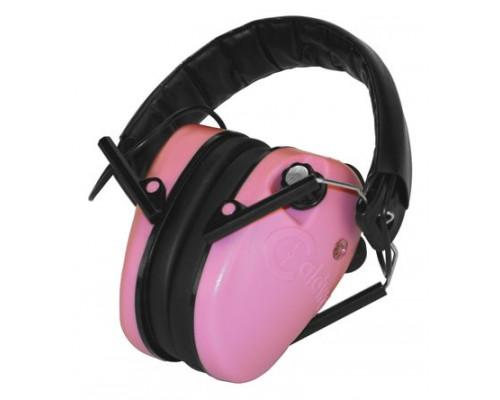 Наушники активные Caldwell E-Max Low Profile Pink