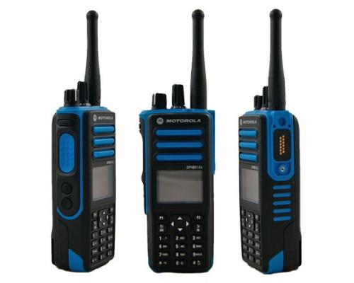 Взрывозащищенная рация Motorola DP4801 ATEX