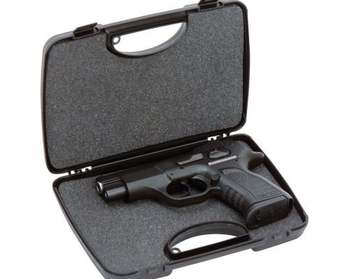 Кейс Negrini для пистолета 23,5x16x4,6 см.
