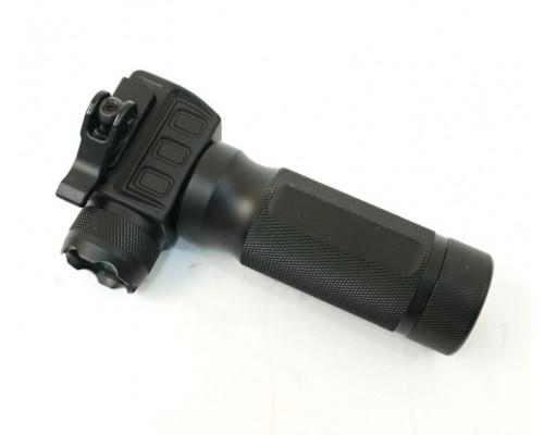 Тактический фонарь-рукоять тактический UTG с быстросъемным кронштейном на Пикатинни