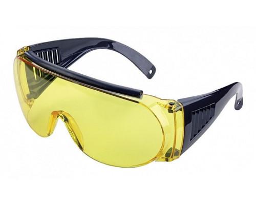 Очки стрелковые Allen защитные, жёлтые