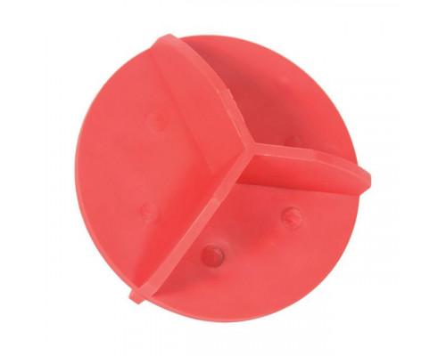 Мишень Allen 3D, полимер, цвет - оранжевый, диаметр 11,4см