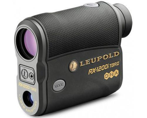 Лазерный дальномер Leupold RX- 1200i TBR/W с DNA компакт 6х22, чёрно-серый (170638)