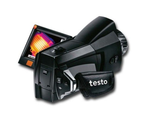 Комплект тепловизора Testo 885-2 c супер-телеобъективом C2 + C1 + V1