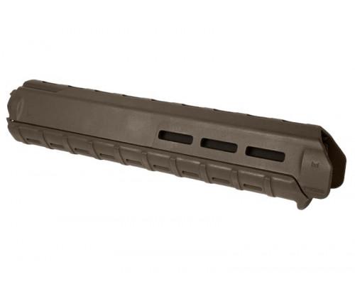 Цевье Magpul® MOE® M-LOK® Hand Guard, Rifle-Length на AR15/M4 MAG427 (ODG)