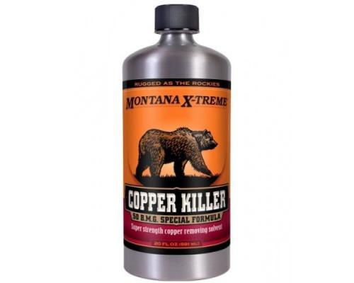 Очиститель ствола от меди Montana X-Treme Copper Killer 590мл